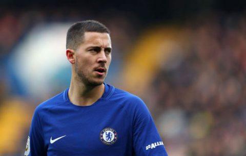 Rút Hazard khỏi sân, Chelsea đã mất tất cả trước MU