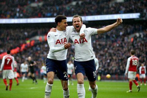 """5 điểm nhấn Tottenham 1-0 Arsenal: Pochettino khắc chế """"Wenger-ball"""""""