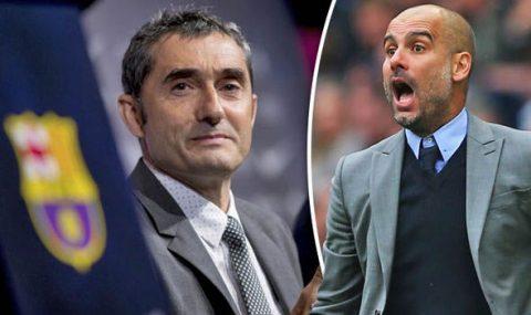 Hòa Espanyol, Valverde chính thức phá vỡ kỷ lục của Guardiola