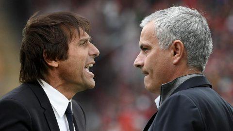 Conte – Mourinho: Gã hề ma quái hay chúa tể hắc ám?