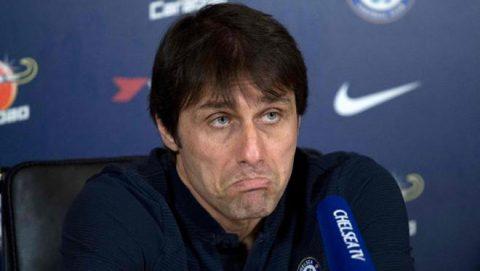 """Conte nói Chelsea có thể """"ngu ngốc"""" nếu sa thải ông"""