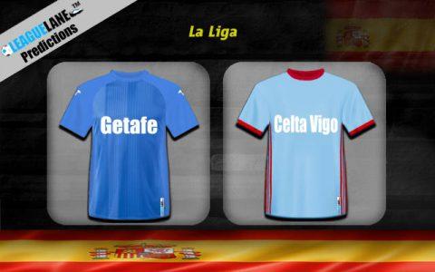 Nhận định Getafe vs Celta Vigo, 03h00 ngày 20/02: Ưu thế sân bãi