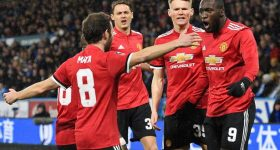 Lukaku lập cú đúp, MU tiến thẳng vào tứ kết FA Cup