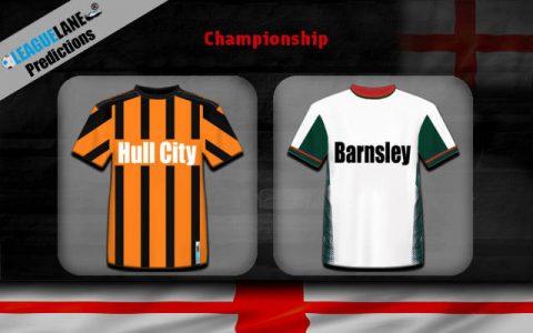 Nhận định Hull City vs Barnsley, 2h45 ngày 28/02: Cơ hội thoát thân