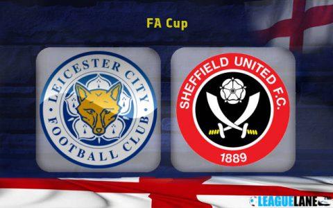 Nhận định Leicester City vs Sheffield United, 2h45 ngày 17/02: Cơ hội trở lại
