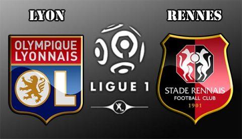 Nhận định Lyon vs Rennes, 03h00 ngày 12/2: Công không bù thủ