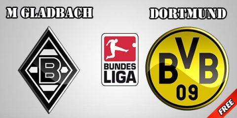 Nhận định M'Gladbach vs Dortmund, 00h00 ngày 19/2: Đi dễ về khó?