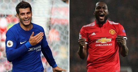 Lukaku và Morata đều không đáng bị chỉ trích