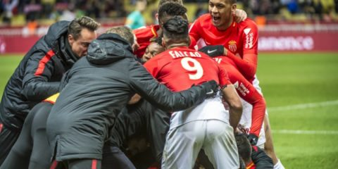Phải chơi thiếu người, Monaco vẫn ngược dòng kiên cường đả bại Lyon
