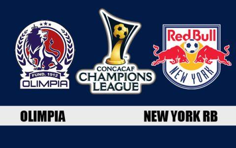 Nhận định Olimpia vs New York RB, 10h00 ngày 23/02: Sân khách thăng hoa