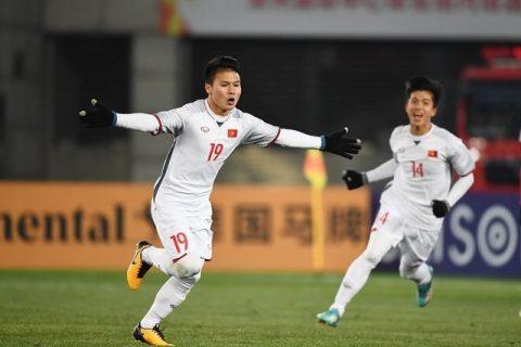 Điểm tin bóng đá Việt Nam sáng 01/02: Quang Hải áp đảo giải bàn thắng đẹp nhất VCK U23 châu Á 2018