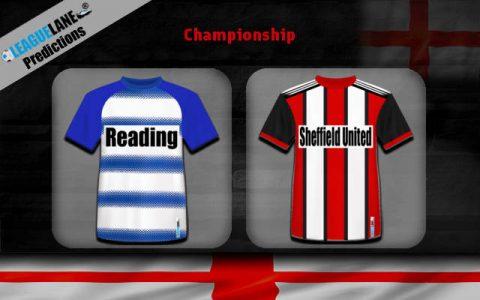 Nhận định Reading vs Sheffield United, 3h00 ngày 28/02: Lợi thế đá bù