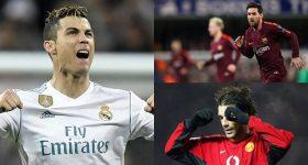 Top 10 chân sút vĩ đại nhất lịch sử Champions League: Ronaldo vượt xa Messi