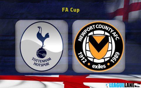 Nhận định Tottenham vs Newport County, 02h45 ngày 08/02: Kép phụ lên tiếng