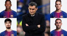 Valverde và 'hai thế giới' tại Barcelona