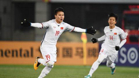 Báo châu Á đề cử Quang Hải ở hạng mục 'Cầu thủ trẻ hay nhất ĐNÁ' 2017