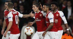 Bốc thăm vòng 1/8 Europa League: Arsenal đụng phải thứ dữ