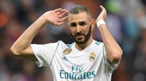 Gần một thập kỷ, Real không có trung phong xuất sắc nào ngoài Benzema