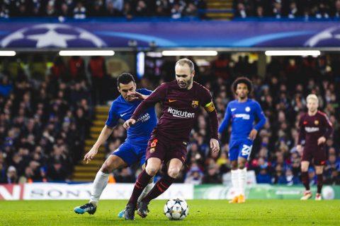 Messi phá dớp, Barca hòa hú vía trên đất Anh