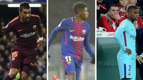 Barca mua cầu thủ giỏi về để làm đẹp băng ghế dự bị