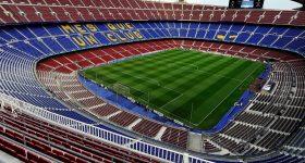 NÓNG: Barcelona sắp bán tên sân Camp Nou
