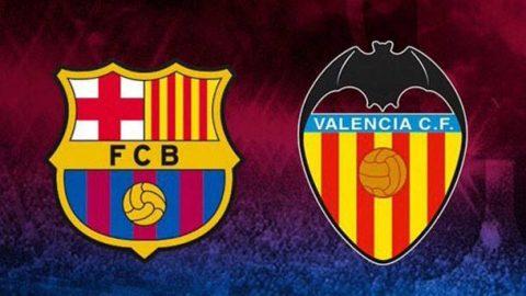 """Nhận định Barcelona vs Valencia 03h30 ngày 02/02: Chủ quan là """"chết"""""""