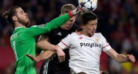 Chấm điểm Man Utd trận Sevilla: Điểm sáng De Gea, điểm đen Mata