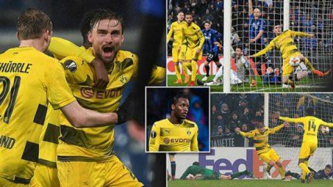 Tổng hợp vòng 1/16 Europa League: Ông lớn đi tiếp và điểm đen bạo loạn