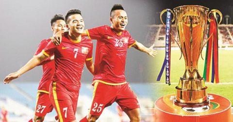 Sau địa chấn, bóng đá Việt Nam sẽ tham dự những giải nào?