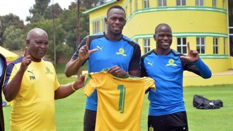 Tia chớp Usain Bolt CHÍNH THỨC gia nhập nhà vô địch châu Phi