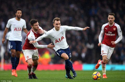 Dự đoán vòng 27 NHA: Tottenham và Arsenal chia điểm; M.U gặp khó