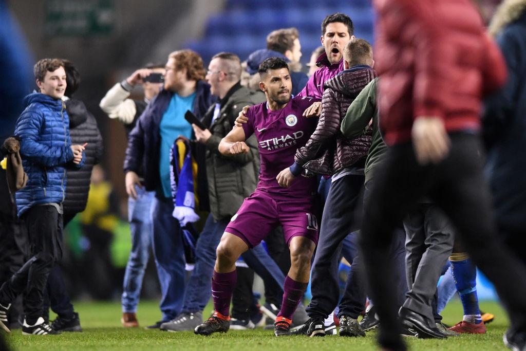 FA sẽ điều tra trận Man City thua sốc Wigan