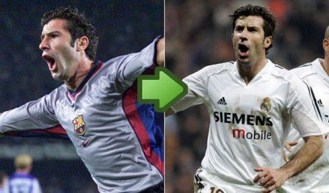 5 vụ phản bội rung chuyển La Liga: Mâm nào cũng có Real