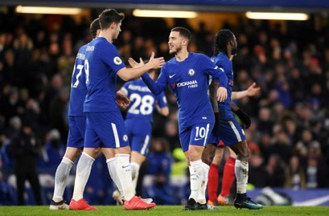Giroud, Hazard tỏa sáng Chelsea – West Brom 3-0
