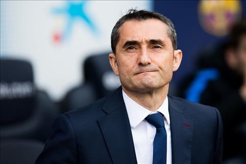 Barca hòa 2 trận liền tại La Liga HLV Valverde nói gì?