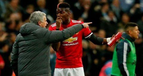Mourinho tốt với tất cả, trừ Pogba