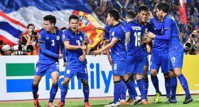"""""""Muối mặt"""" vì VCK U23 châu Á, ĐT Thái Lan đặt mục tiêu khủng để lấy lại thể diện"""