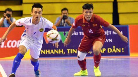 Kết quả bóng đá ngày 2/2: Futsal Việt Nam thất bại