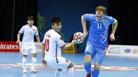Thua Uzbekistan, ĐT futsal Việt Nam nên tự trách mình