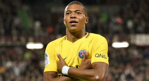 Kylian Mbappe: Hành trình từ cậu bé đến ngôi sao bóng đá