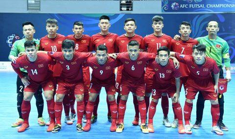 Futsal Việt Nam vs Futsal Uzbekistan: Thời khắc phục hận