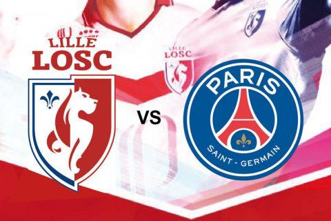 Nhận định Lille vs PSG, 23h00 ngày 03/02: Nhà giàu gặp khó