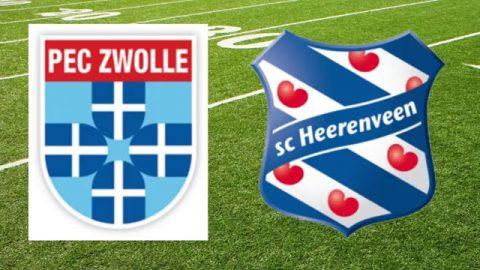 Nhận định Zwolle vs Heerenveen, 02h45 ngày 07/02: Thắng để trở lại