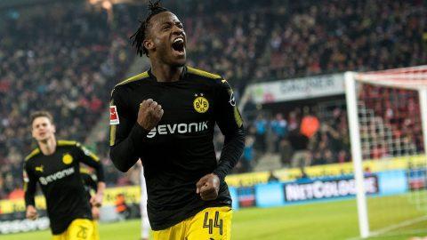 Đội hình tiêu biểu vòng 21 Bundesliga: Batshuayi tuyên chiến Lewandowski