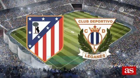 Nhận định Atletico Madrid vs Leganes, 03h30 ngày 01/3: Hồn ở Camp Nou