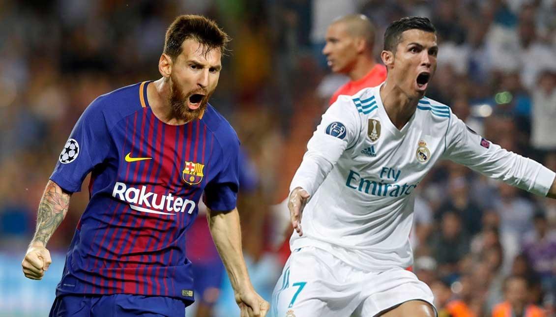 'Ronaldo giờ không còn cùng đẳng cấp với Messi'