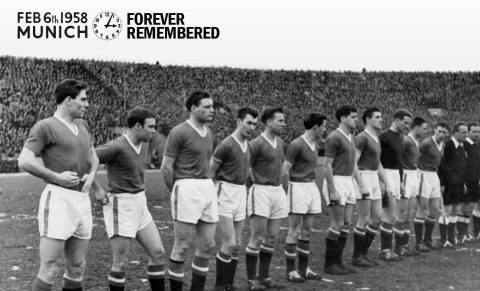 Manchester United – hồi sinh từ đống tro tàn chiều Munich