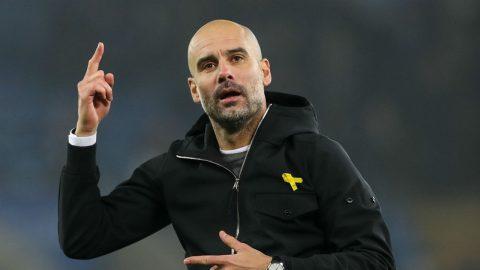Trước vòng 1/8 Champions League: Pep cố gắng làm giảm áp lực