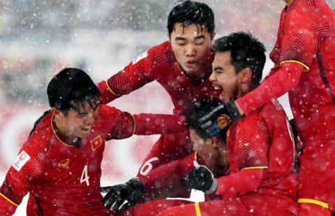 Chung kết U23 châu Á lập kỷ lục về lượng xem
