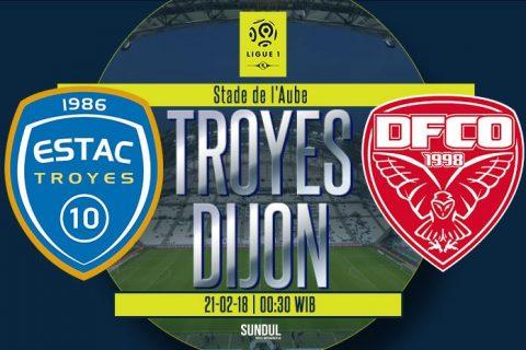 Nhận định Troyes vs Dijon, 0h30 ngày 21/02: Thiếu sức hút